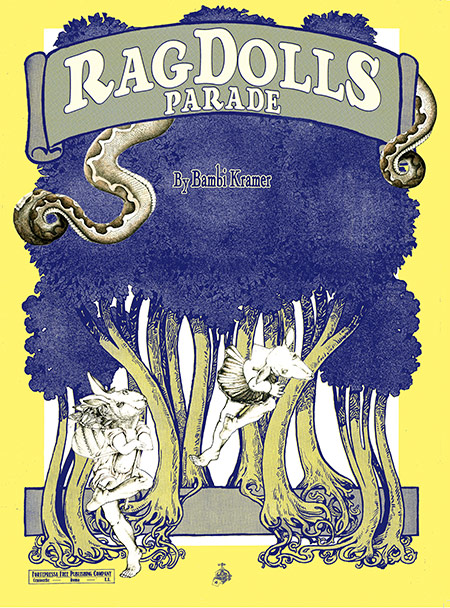 Ragdolls Parade cover